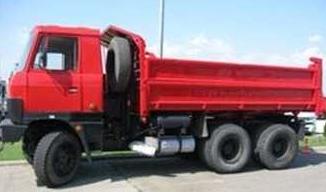 Zamówienie Samochód ciężarowy