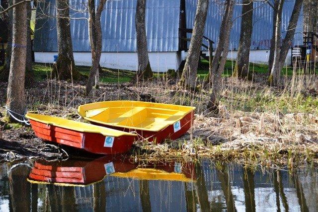 Zamówienie Wypożyczenie łódki, kajaków