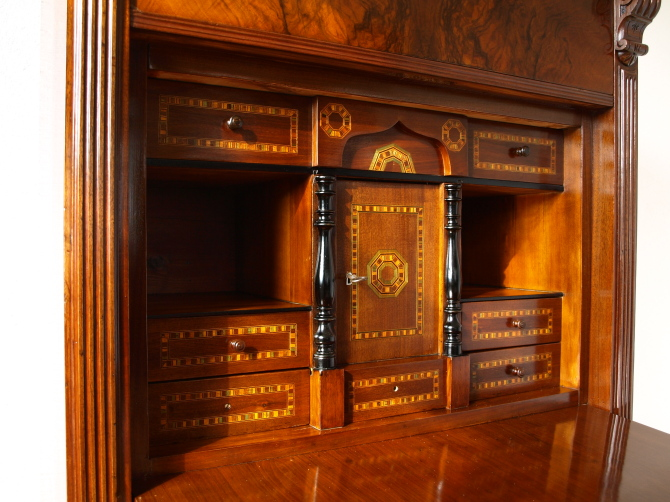 Zamówienie Profesjonalna renowacja mebli antycznych