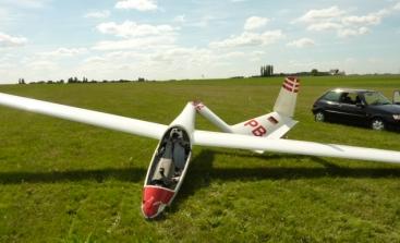Zamówienie Szybowiec SZD-55-1