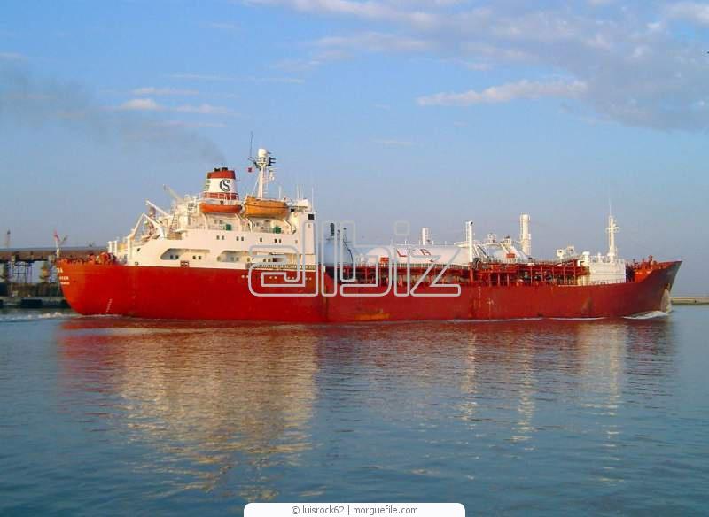 Zamówienie Zaopatrzenie statków.