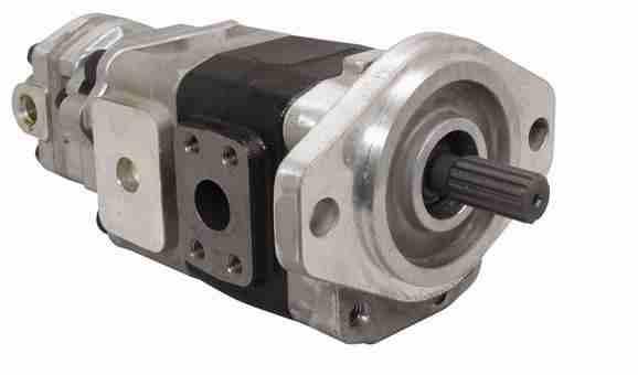 Zamówienie Regeneracja pomp hydraulicznych do maszyn budowlanych.