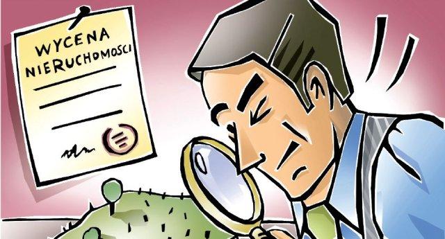 Zamówienie Wycena nieruchomości - rzeczoznawstwo majątkowe