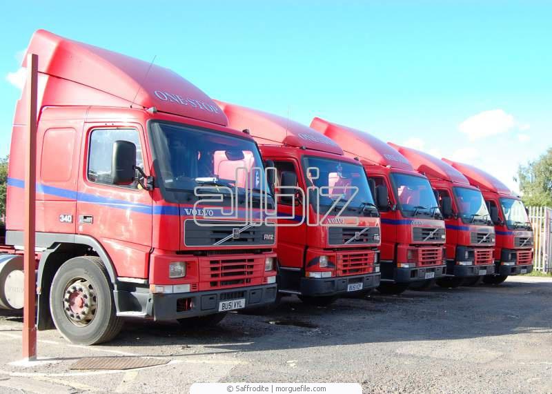 Zamówienie Transport drogowy