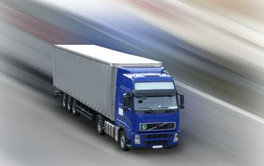 Zamówienie Przewozy ładunków