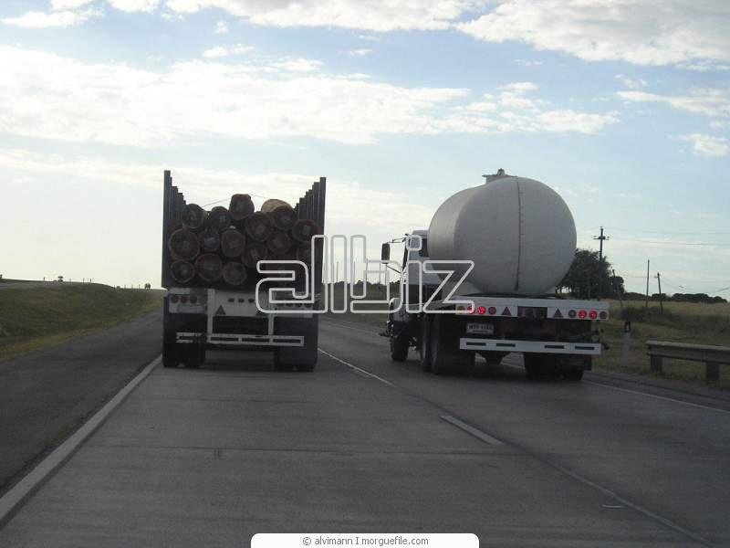 Zamówienie Transport samochodowy ciężarowy