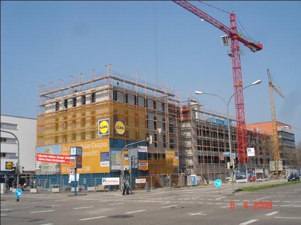 Zamówienie Budowa budynku mieszkalno – usługowego – handlowego