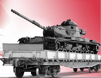 Zamówienie Transport ładunków nietypowych