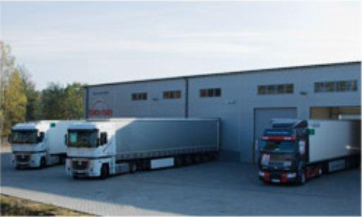 Zamówienie Obsługa transportu międzynarodowego