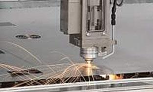 Zamówienie Cięcie laserem