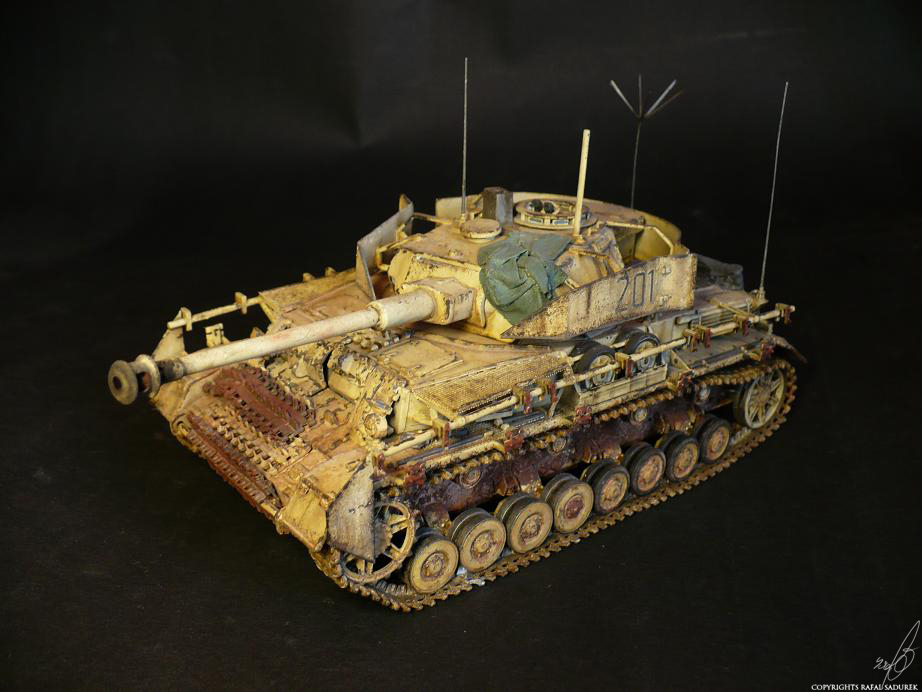 Zamówienie Modele czołgów na zamówienie