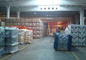 Zamówienie Usługi logistyczne- magazynowanie, przechowywanie towarów