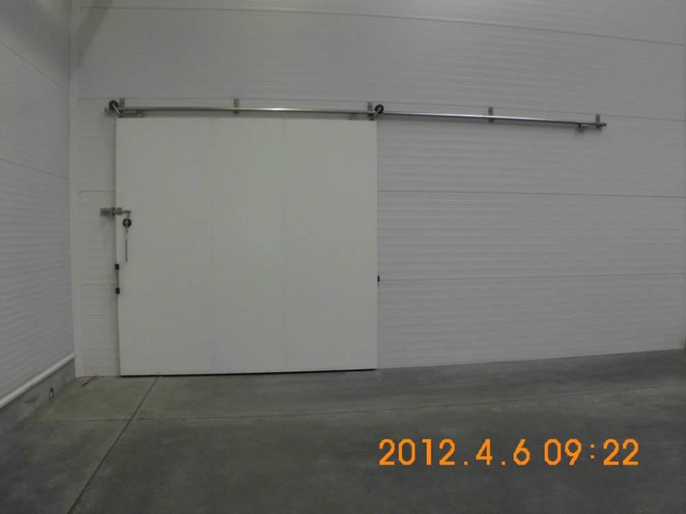 Zamówienie Dostawa i montaż bram przemysłowych