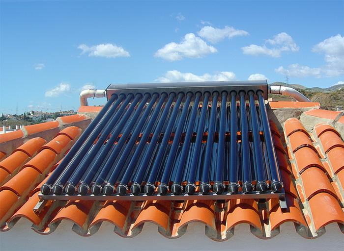 Zamówienie Instalacje solarne