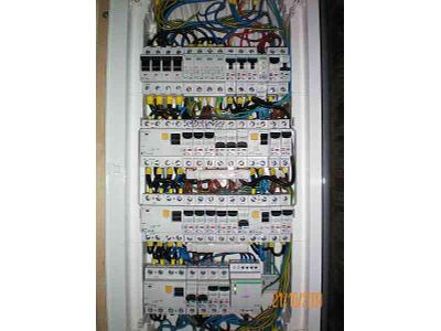 Zamówienie Projektowanie i budowa rozdzielni prądowych