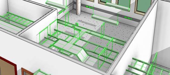Zamówienie Projektowanie i budowa sieci wewnątrz budynków