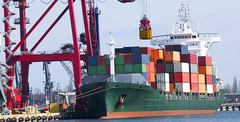 Zamówienie Transport morski