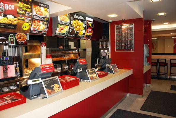 Zamówienie Kompleksowe wyposażenie wnętrz restauracji
