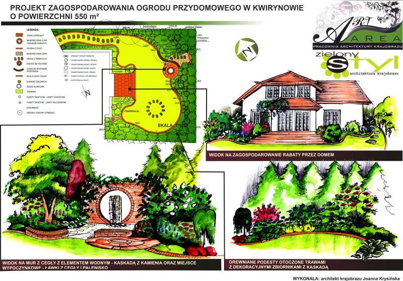 Zamówienie Projektowanie ogrodów, zakładanie ogrodów, budowa ogrodów, pielegnacja ogrodów, ogrody warszawa