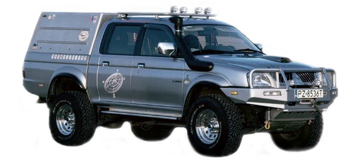 Zamówienie Doradztwo przeróbek samochodów typu pick-up
