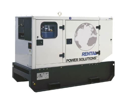 Zamówienie Wypożyczalnia agregatów prądotwórczych
