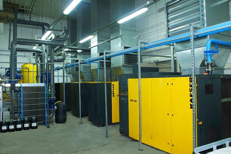 Zamówienie Budowa i konserwacja instalacji