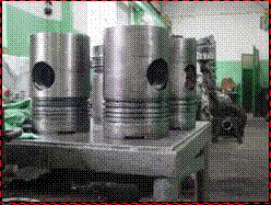 Zamówienie Remonty silników spalinowych