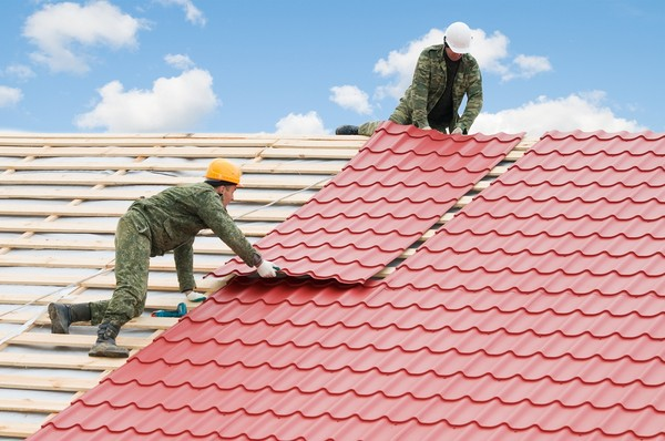 Zamówienie Montaż pokryć dachowych