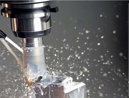 Zamówienie Frezowanie CNC