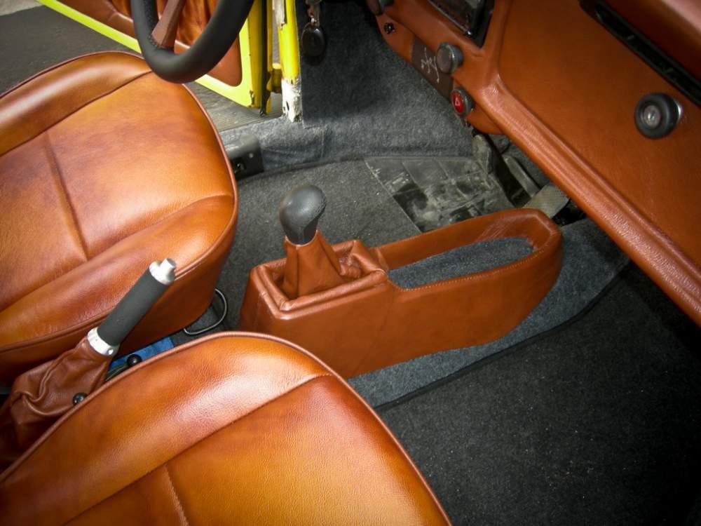 Zamówienie Tapicerowanie wnętrza samochodów