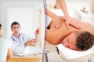 Zamówienie Terapia manualna kręgosłupa