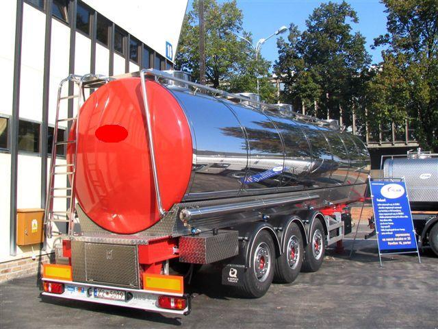 Zamówienie Transport ładunków przemysłowych