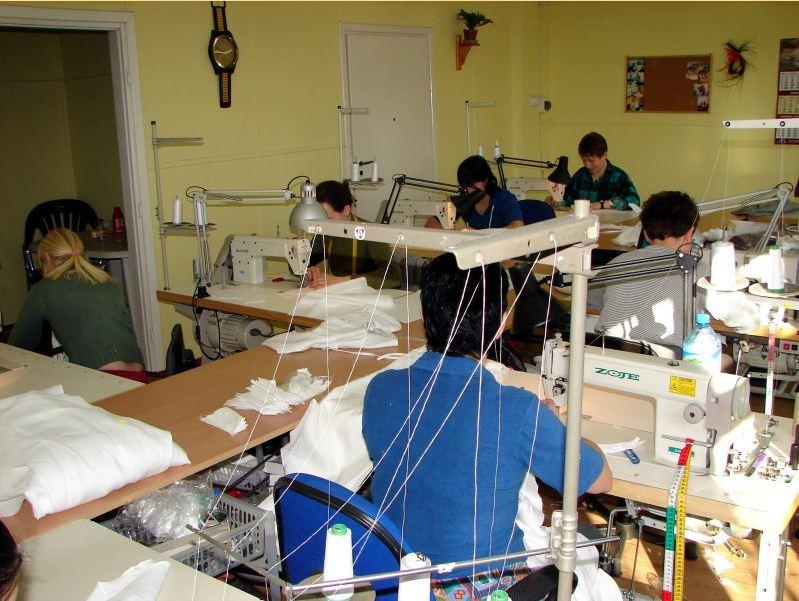 Zamówienie Indywidualne szycie wyrobów włókienniczych