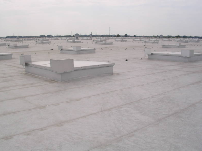 Zamówienie Izolacja termiczna dachów