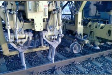 Zamówienie Podbijanie torów kolejowych