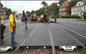 Zamówienie Budowa i remont przejazdów kolejowych