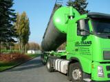 Zamówienie Przewóz ładunków niebespiecznych