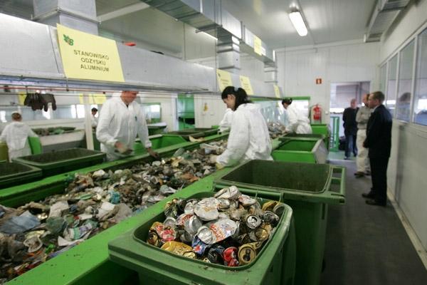 Zamówienie Zbiórka odpadów komunalnych