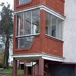 Zamówienie Zabudowy balkonów