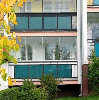 Zamówienie Montaż zadaszenia balkonów