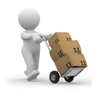Zamówienie Dostawy na miejsce budowy materiałów i urządzeń