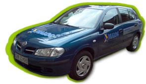 Zamówienie Grafika na pojazdach