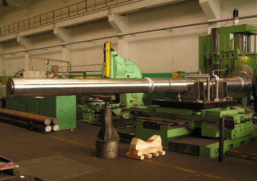 Zamówienie Regeneracja i wytwarzanie części maszyn
