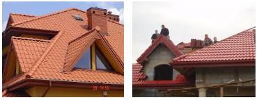 Zamówienie Roboty dachowe