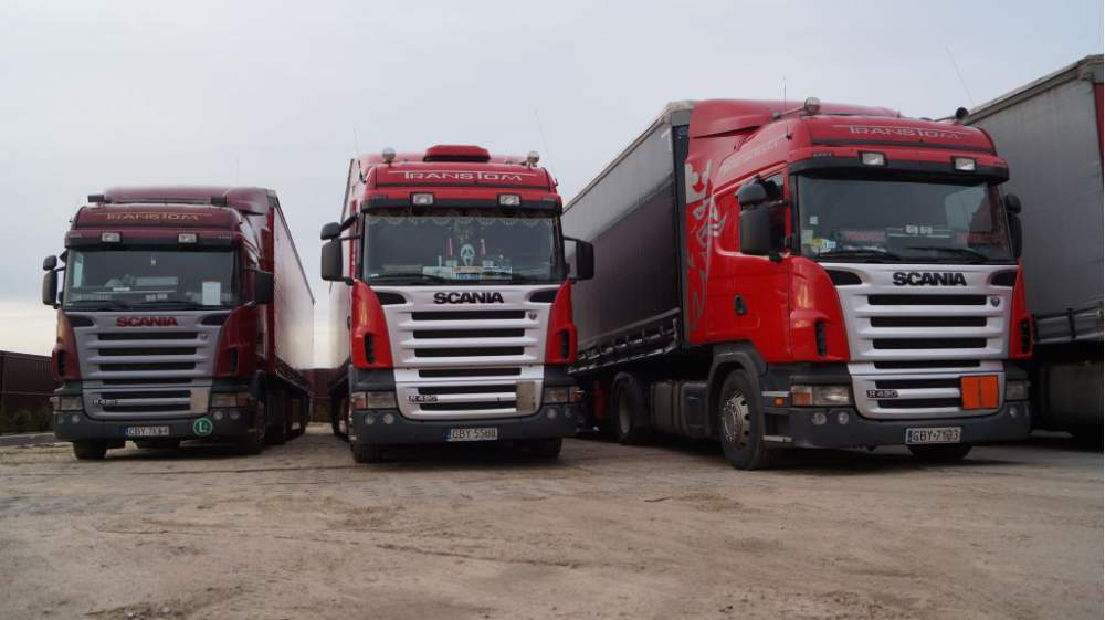 Zamówienie Międzynarodowy transport