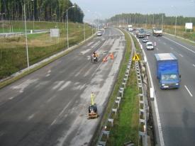 Zamówienie Rekonstrukcja dróg