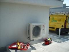 Zamówienie Montaż klimatyzacji i ogrzewania
