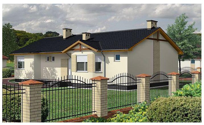 Zamówienie Projektowanie domów prywatnych