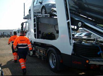 Zamówienie Transport drogowy chemia płynna