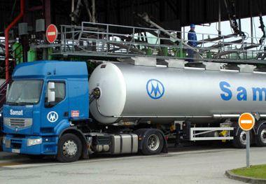 Zamówienie Transport gazy skroplone